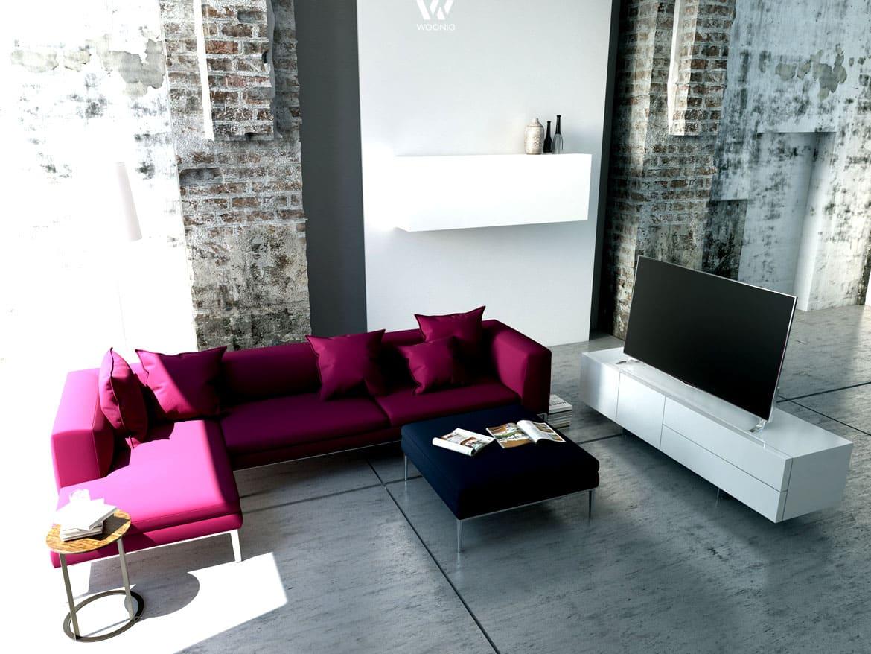 Alt und Neu gemischt in einem Wohnzimmer - Wohnidee by WOONIO