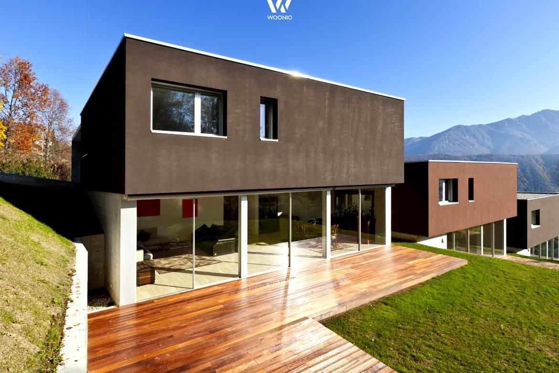 Modernstes Design aneinander gereiht - Wohnidee by WOONIO