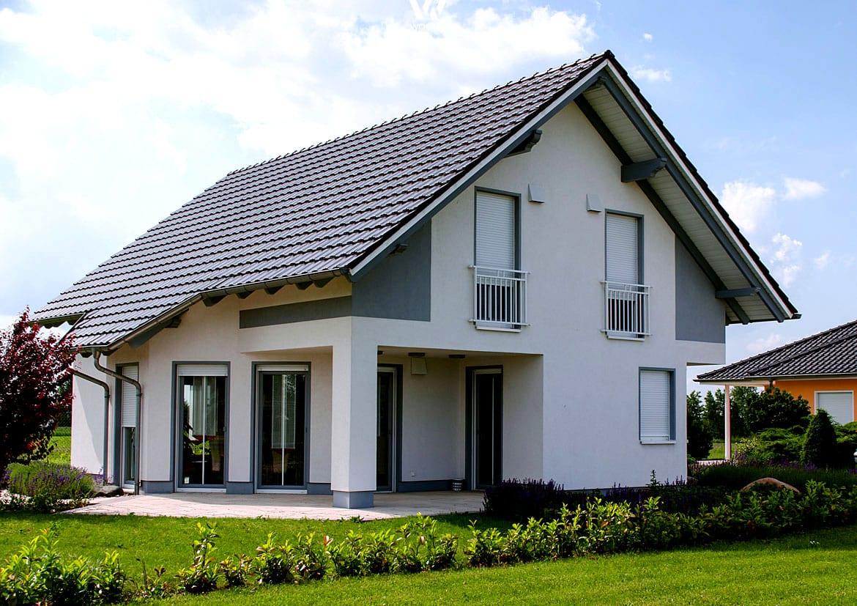 Klassisch ansehnliches einfamilienhaus wohnidee by woonio for Einfamilienhaus klassisch