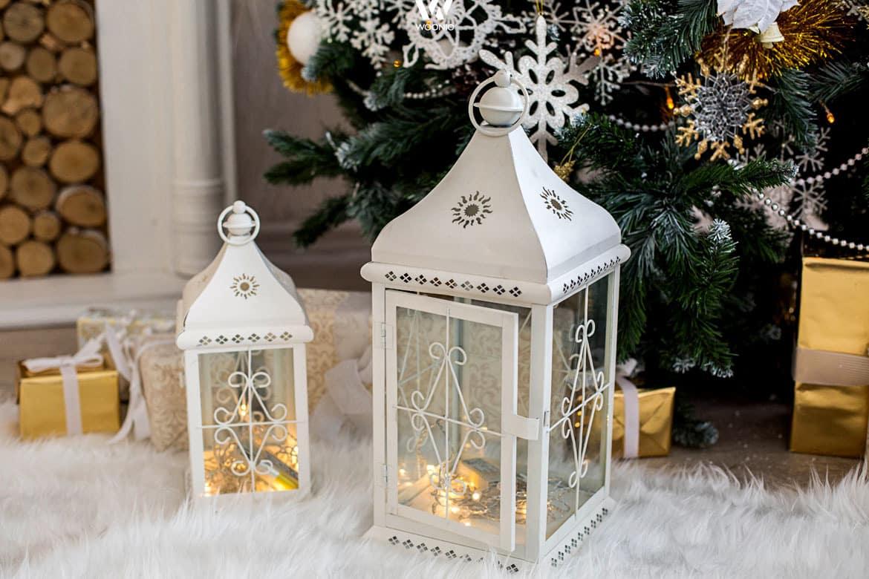 Auch Der Boden Kann Weihnachtlich Gestaltet Werden Mit Geschenken