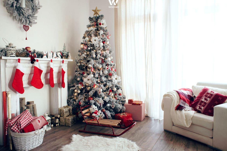 Die Komplettausstattung zu Weihnachten - Wohnidee by WOONIO