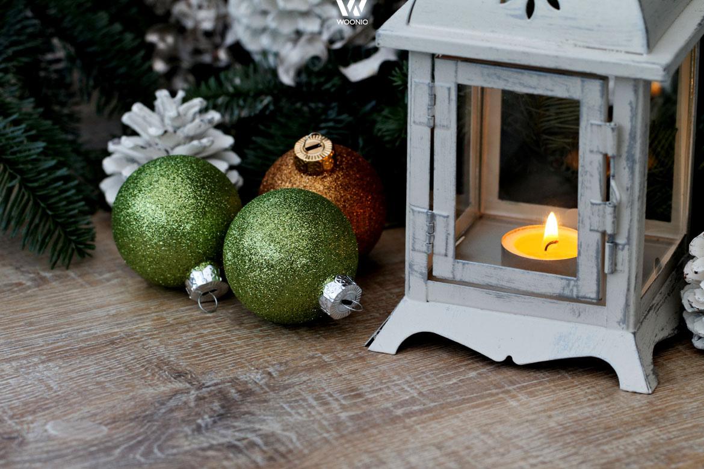 gr n und braunt ne sind die klassiker der weihnachtsgestaltung wohnidee by woonio. Black Bedroom Furniture Sets. Home Design Ideas