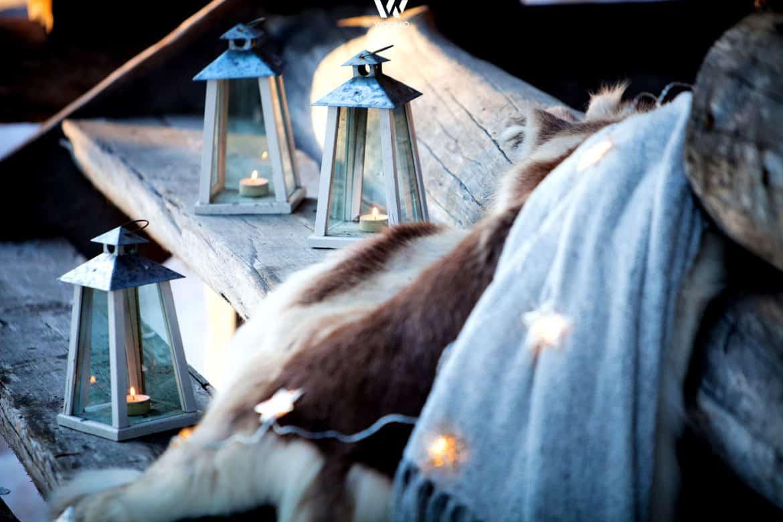 weihnachtsdeko f r den eingang wohnidee by woonio. Black Bedroom Furniture Sets. Home Design Ideas