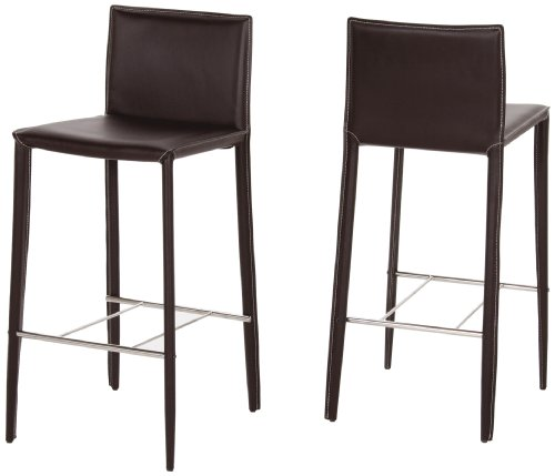 Ac Design Furniture 44189 Barhocker 2 Er Set Emma 100