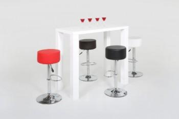 AC-Design-Furniture-51465-Barhocker-2-er-Set-Jens-Bezug-Kunstleder-rot-Gestell-und-Fusttze-Metall-verchromt-0-0