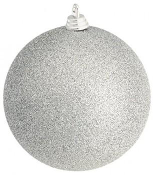 Abama-6cm-12-Weihnachtskugeln-mit-Glitter-aus-Kunststoff-gold-0