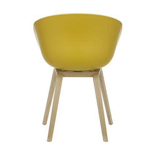 Hay Aac 22 About A Chair Aac22 Schalenstuhl Gelb