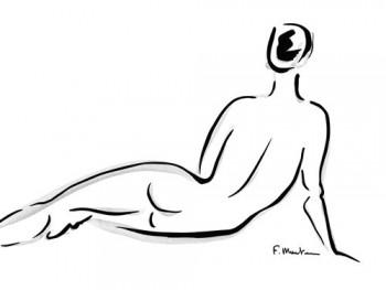 Acrylglasbild-Cathy-von-Frederique-Marteau-107-x-80cm-Motiv-bis-an-die-Kanten-Kunstdruck-Poster-hochwertige-Fertigung-Art-Galerie-Shop-0