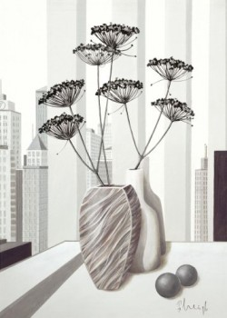 Acrylglasbild-City-View-I-von-Franz-Heigl-120-x-168cm-Motiv-bis-an-die-Kanten-Kunstdruck-Poster-hochwertige-Fertigung-Art-Galerie-Shop-0