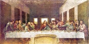 Acrylglasbild-Das-letzte-Abendmahl-von-Leonardo-Da-Vinci-220-x-110cm-Motiv-bis-an-die-Kanten-Kunstdruck-Poster-Malerei-Renaissance-Abendmahl-Jesus-Juenger-Tisch-Tafel-Religion-christlich-neues-Testame-0