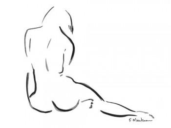 Acrylglasbild-Lilly-von-Frederique-Marteau-107-x-80cm-Motiv-bis-an-die-Kanten-Kunstdruck-Poster-hochwertige-Fertigung-Art-Galerie-Shop-0