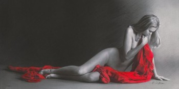 Acrylglasbild-Sensuality-von-Brita-Seifert-220-x-110cm-Motiv-bis-an-die-Kanten-Kunstdruck-Poster-hochwertige-Fertigung-Art-Galerie-Shop-0