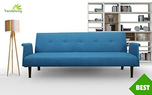 B-Ware-Schlafsofa-Funktionssofa-Schlafcouch-Gstebett-Klappsofa-Bettsofa-blau-P01002-BLU-0