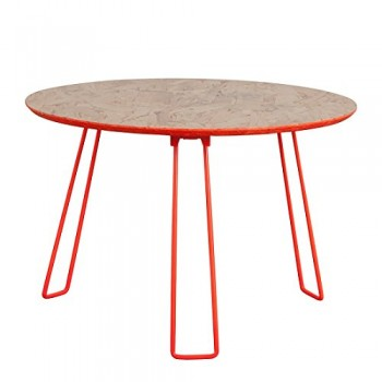 Beistelltisch-Osb-Farbe-Gestell-Fluor-Orange-Gre-40-cm-H-x-60-cm--0