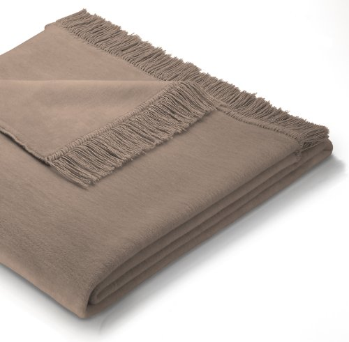 bocasa biederlack decke berwurf baumwolle 100 x 200. Black Bedroom Furniture Sets. Home Design Ideas