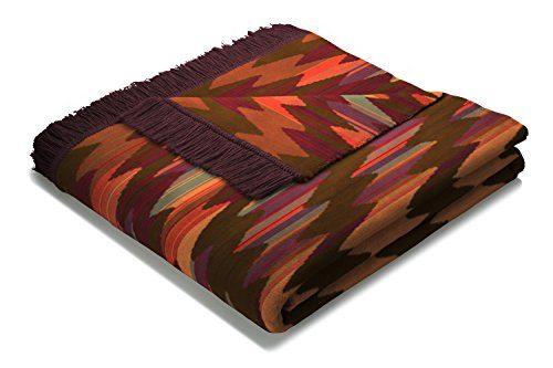 Biederlack-647658-Wohn-und-Kuscheldecke-60--Baumwolle-mit-Fransen-150-x-200-cm-mehrfarbig-Visiona-Baumwolle-Plus-Marokko-0