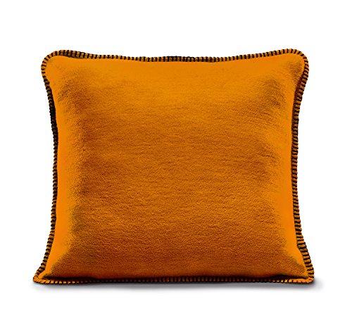 aura kissen ohne f llung 50x50 cm curry 2 st ck online kaufen bei woonio. Black Bedroom Furniture Sets. Home Design Ideas