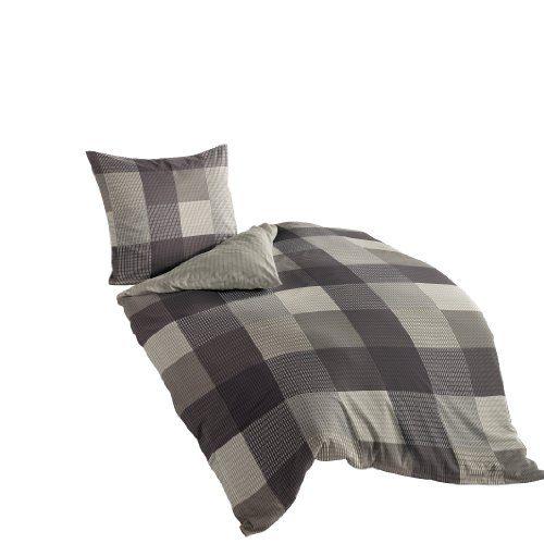 bierbaum 6323 02 mako satin bettw sche dessin 135 x 200. Black Bedroom Furniture Sets. Home Design Ideas