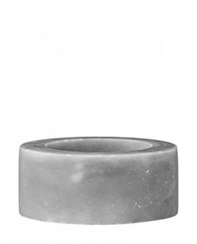 Bloomingville-Teelichthalter-Marmor-grau-0