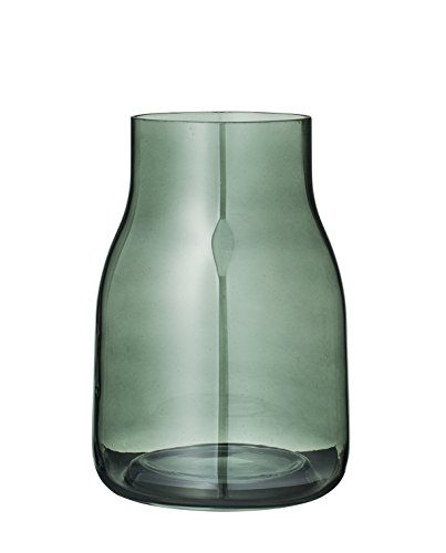 Bloomingville-Vase-Blumenvase-Glas-grn-0