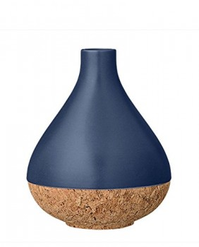 Bloomingville-Vase-Ceramic-navy-klein-0