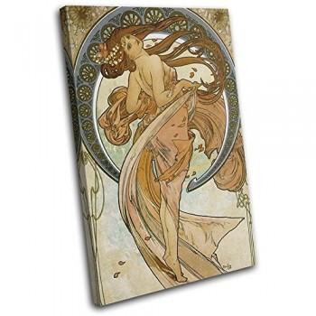 Bold-Bloc-Design-Art-Nouveau-Poster-Vintage-120x80cm-Leinwand-Kunstdruck-Box-gerahmte-Bild-Wand-hangen-handgefertigt-In-Grossbritannien-gerahmt-und-bereit-zum-Aufhangen-Canvas-Art-Print-0