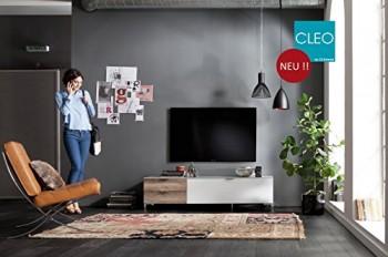 CS-Schmalmbel-45102507038-TV-Board-Cleo-Typ-13-109-x-50-x-73-cm-schwarz-schwarzglas-0-1