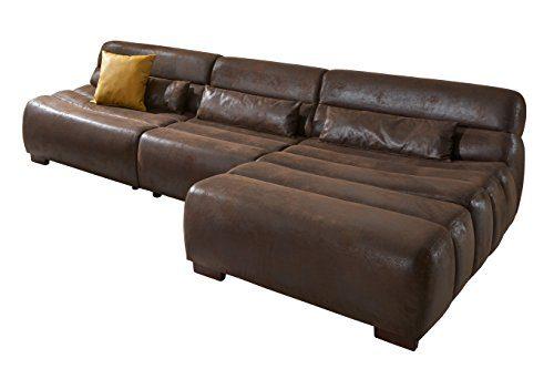 Cavadore-478-Polsterecke-Scoutano-2-er-links-Longchair-rechts-273-x-76-x-170-cm-antik-chocco-0