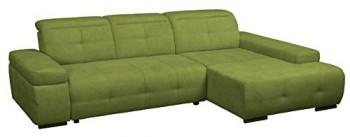 Cavadore-5036-Polsterecke-Mistrel-3-er-Bett-Longchair-XL-273-x-77-93-x-173-cm-Kati-grn-0