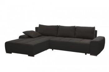 Cavadore-952-Polsterecke-Avengos-Longchair-2-er-Bett-200-x-84-x-304-cm-Orlando-antrazit-bison-schwarz-0
