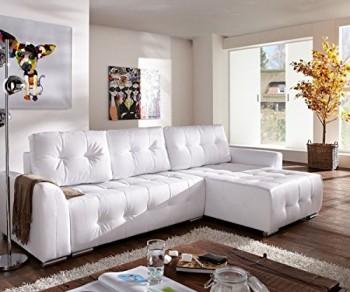 Couch-Tania-Weiss-295x170-cm-Ecksofa-mit-Schlaffunktion-0