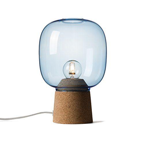 Enrico-Zanolla-Picia-Glas-und-Kork-Tischlampe-blau-LTPC23BC-0