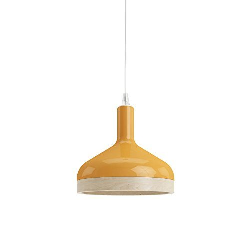 Enrico-Zanolla-Plera-Keramik-und-Massivholz-pendelleuchte-orange-LTPL22O-0