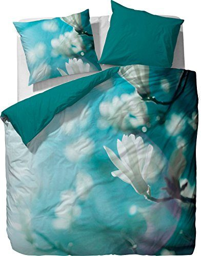 Essenza-Mako-Satin-Bettwsche-Dalin-blue-135x200-cm-80x80-cm-0