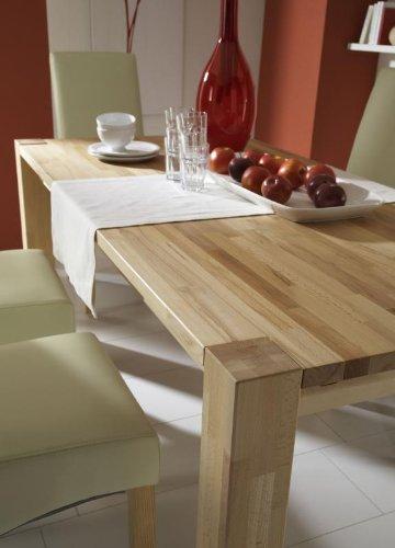 esstisch buche 200x100 ge lt st bchen online kaufen bei woonio. Black Bedroom Furniture Sets. Home Design Ideas