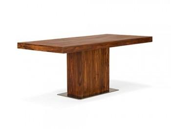 Esstisch-Pillar-180x90-aus-massivem-Palisanderholz-mit-0