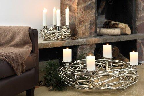 fink corona dekokranz leuchter 40 cm online kaufen bei woonio. Black Bedroom Furniture Sets. Home Design Ideas