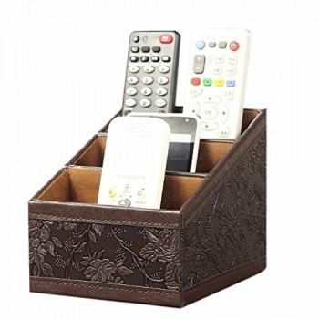 Georgie-Neu-Stiftehalter-Stiftekcher-Stiftebox-Schreibtischbox-Stiftablage-Bulter-3-Fcher-0