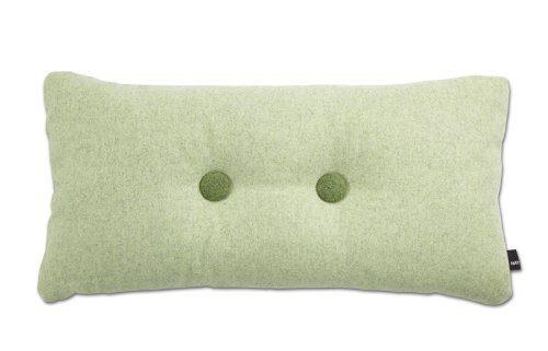 hay kissen dot cushion divina melange 2x2 dm 913 hellgr n online kaufen bei woonio. Black Bedroom Furniture Sets. Home Design Ideas