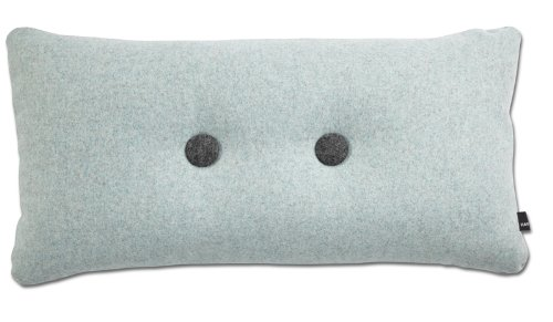 hay kissen dot cushion divina melange 2x2 dm 813 mintgr n online kaufen bei woonio. Black Bedroom Furniture Sets. Home Design Ideas
