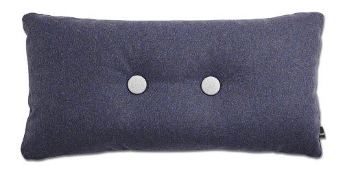 hay kissen dot cushion divina melange 2x2 dm 753 pflaume online kaufen bei woonio. Black Bedroom Furniture Sets. Home Design Ideas