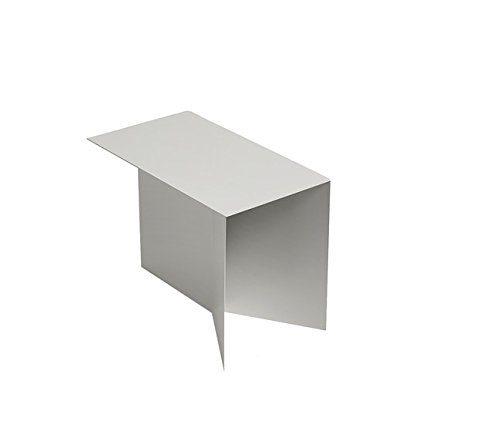 hay hay slit slit table rechteckig oblong weiss beistelltisch wei couchtisch coffee. Black Bedroom Furniture Sets. Home Design Ideas
