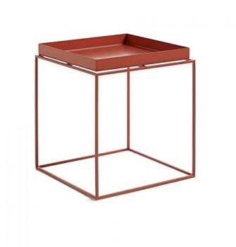 Hay-Beistelltisch-Tray-Table-rot-L-40cm-B-40cm-H-40cm-0