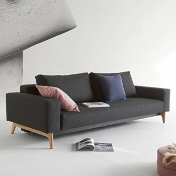 Innovation-Schlafsofa-mit-Armlehnen-und-Holzbeinen-Idun-Textil-schwarz-0