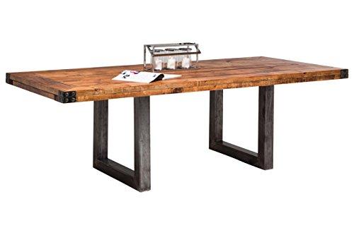 Esstisch Stühle Kare ~ KARE Esstisch OffRoad 220x100cm Industrial Vintage online kaufen bei WOONIO