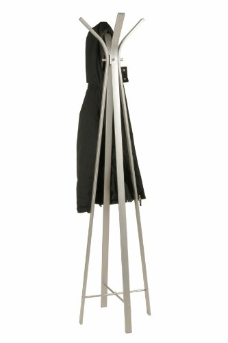 kare 72503 garderobe libra 180 x 47 x 47 cm alu metall. Black Bedroom Furniture Sets. Home Design Ideas