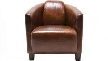 Kare-76948-Sessel-Cigar-Lounge-braun-0