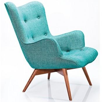 Kare-Design-Sessel-Textil-mit-Armlehnen-Retro-Angels-Wings-Rhythm-Green-0