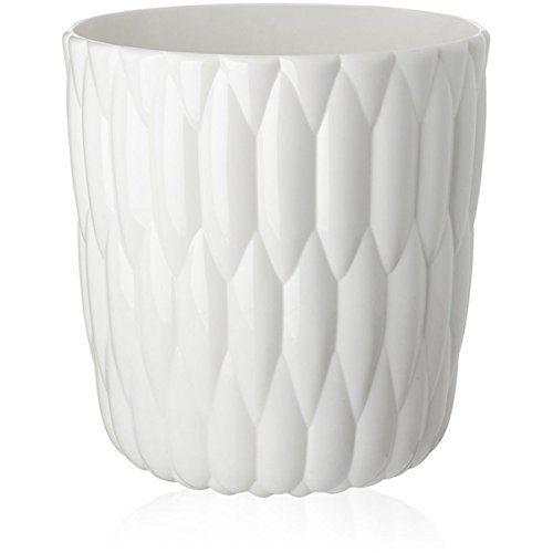 Kartell-1227E5-Vase-Jelly-25-x-235-cm-glnzend-wei-0