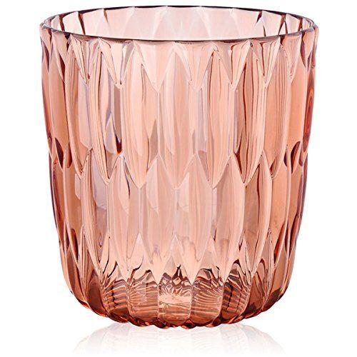 Kartell-1227E9-Vase-Jelly-25-x-235-cm-rosa-0
